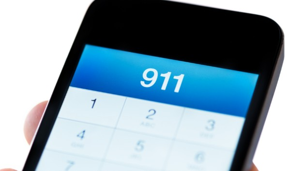 L A  Oldies - Police: Toddler calls 911 after being trapped